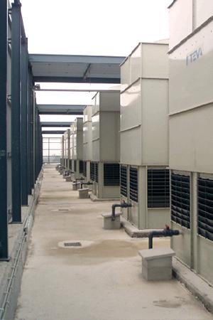 torres de refrigeración y condensadores
