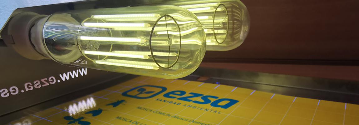 ¿Cuáles son los beneficios de la tecnología LED en el control de plagas?